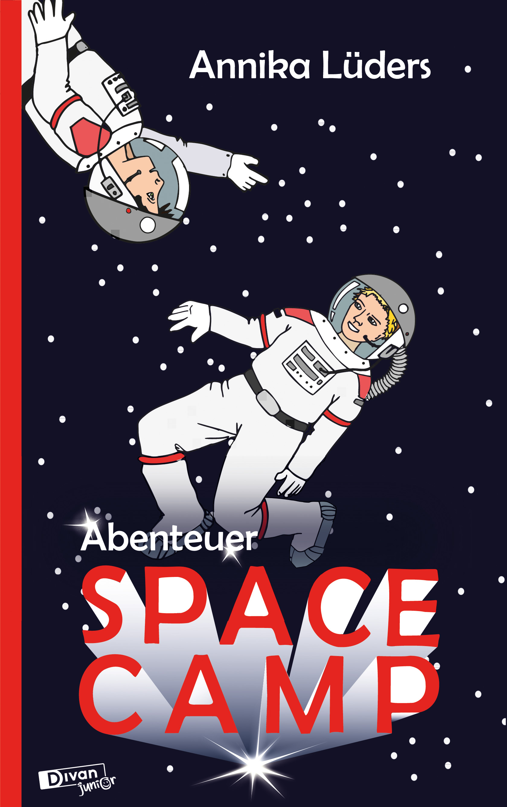 Abenteuer Space Camp (Annika Lüders)